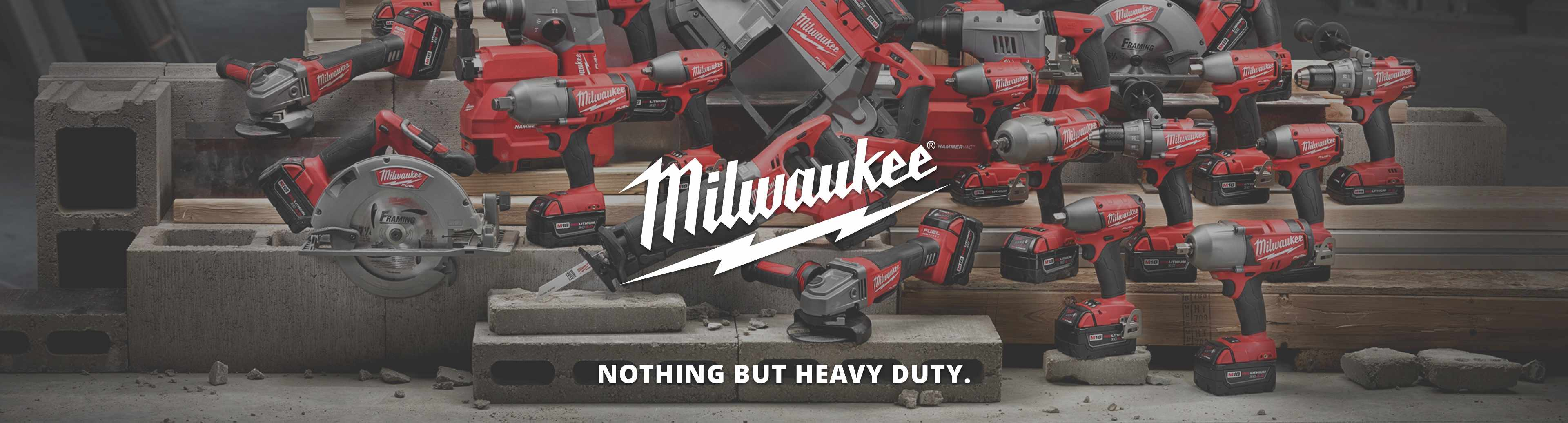Shop Milwaukee power tools at G. R. Smith