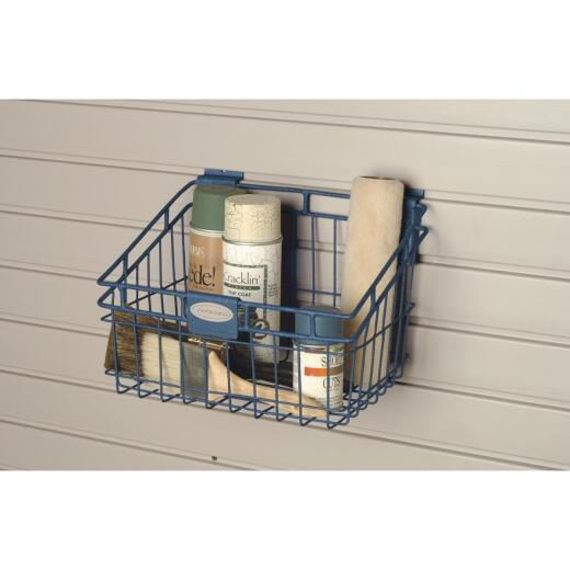 Suncast 8 In. x 12 In. Slatwall Wire Basket