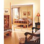 Erias Series 4900 24 In. W. x 80-1/2 In. H. Steel Frameless Mirrored White Bifold Door Image 1