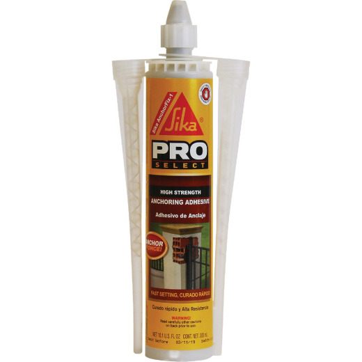 Sikadur AnchorFix-1 Anchoring Adhesive