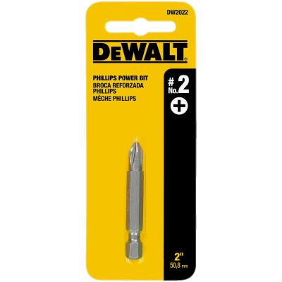 DeWalt Phillips #2 x 2 In. Power 2 In. Screwdriver Bit Display