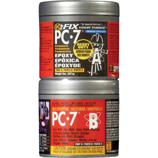PC Fix PC-7 1/2 Lb. Multipurpose Epoxy Paste