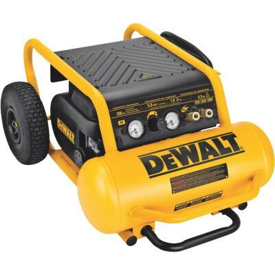 DeWalt 4-1/2 Gal. Portable 200 psi Air Compressor