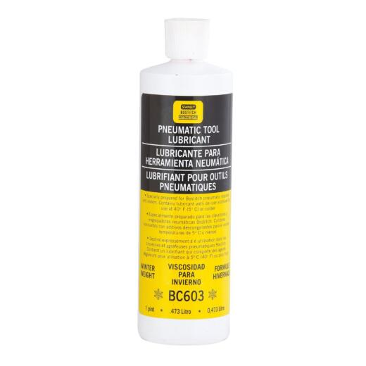 Bostitch 4 Oz. Winter Pneumatic Air Tool Oil