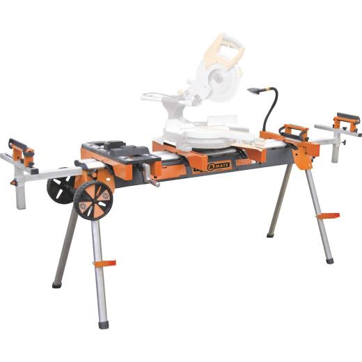 Power Mate Folding Workstation for Miter Saw
