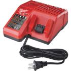 Milwaukee M18/M12 18 Volt and 12 Volt Lithium-Ion Multi-Voltage Battery Charger Image 1