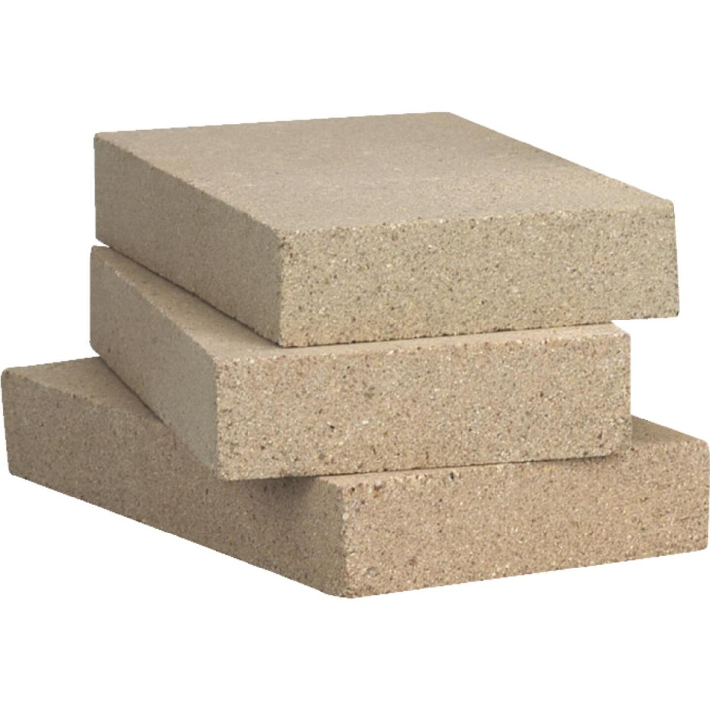 Meeco's Red Devil ASTM 9 In. 4-1/2 In. Fire Brick (6-Pack) Image 2