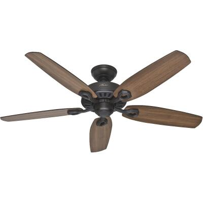 Hunter Builder Elite 52 In. New Bronze Ceiling Fan