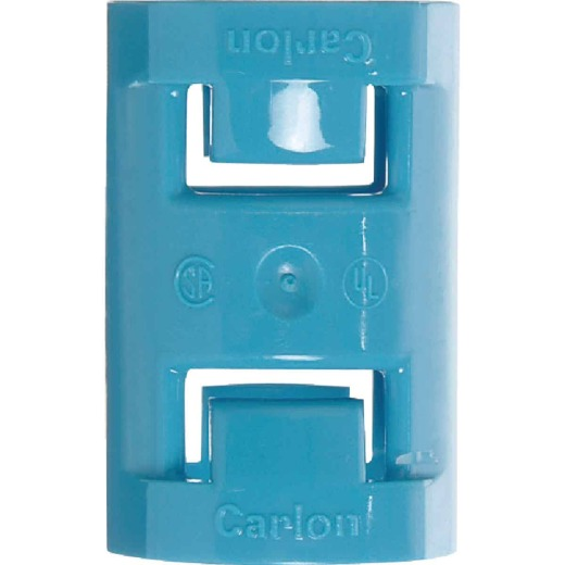 Carlon 1/2 In. ENT Flexible Quick-Connect Coupling