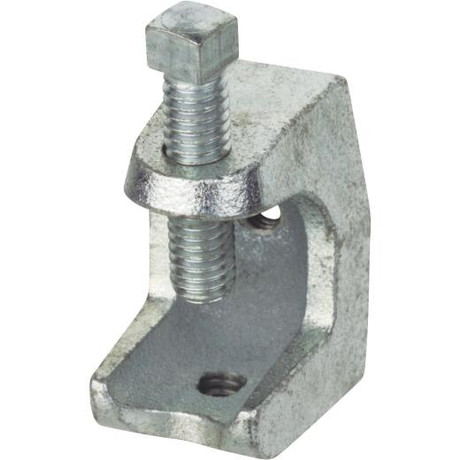 Superstrut 1/2 In. Electroplated Zinc Malleable Iron Beam Clamp