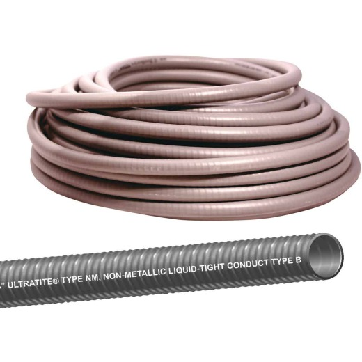 Southwire 3/4 In. x 100 Ft. Flexible Non-Metallic Liquid Tight Conduit