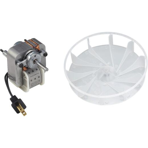 Broan 120V 70 CFM Copper & Zinc Exhaust Fan Motor
