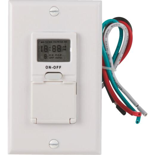 Woods 120V Digital Programmable Timer