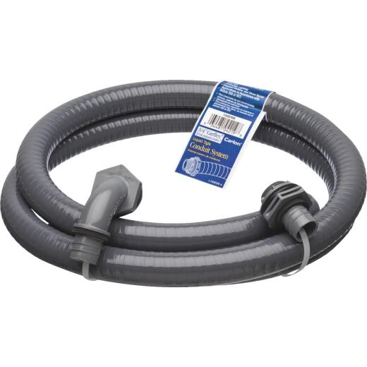 Carlon 3/4 In. x 6 Ft. Carflex Non-Metallic Conduit Kit