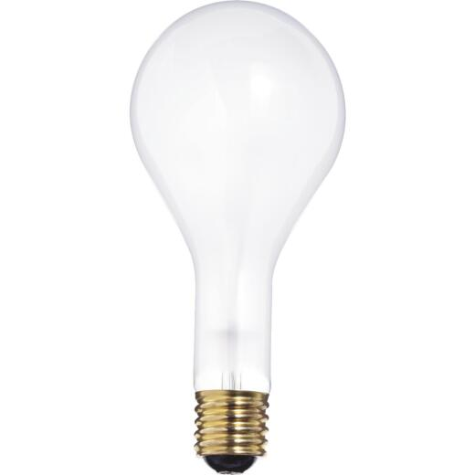 Satco 300W Frosted Mogul Base PS35 Incandescent Light Bulb
