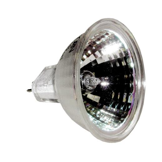 Moonrays 35W Equivalent Clear GU5.3 Base MR16 Halogen Spotlight Light Bulb