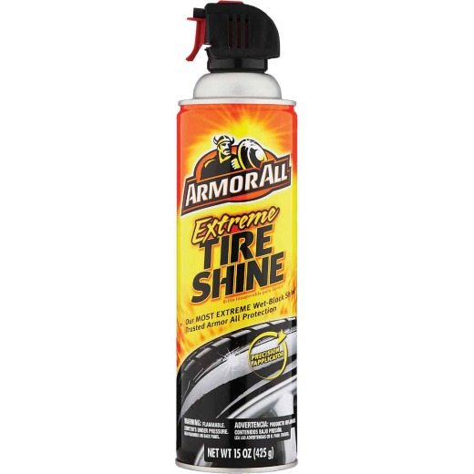 Armor All Extreme 15 Oz. Aerosol Spray Tire Shine