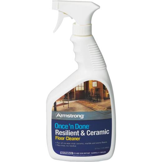 Armstrong Flooring Once 'N Done 32 Oz. Ready-To-Use Floor Cleaner Spray