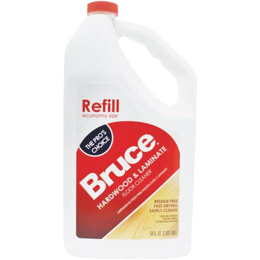 Bruce 64 Oz. Hardwood & Laminate Floor Cleaner