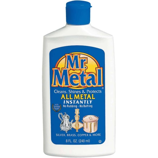 Mr. Metal 8 Oz. All Metal Polish