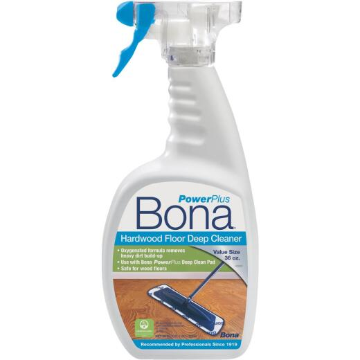 Bona PowerPlus 36 Oz. Hardwood Floor Cleaner