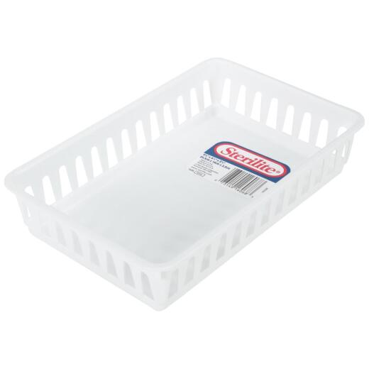 Sterlite Small Storage Tray