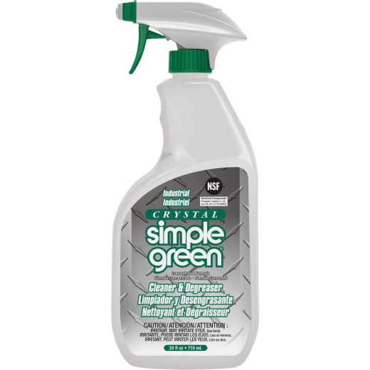 Simple Green 24 Oz. Crystal Industrial Cleaner & Degreaser