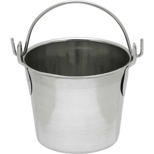 Lindy's 1 Quart Stainless Steel Pail