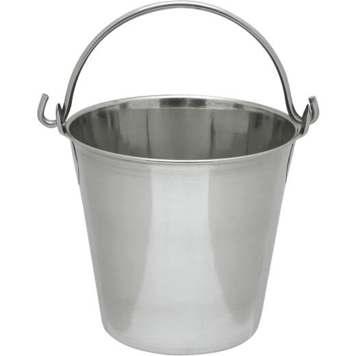Lindy's 4 Qt. Stainless Steel Pail