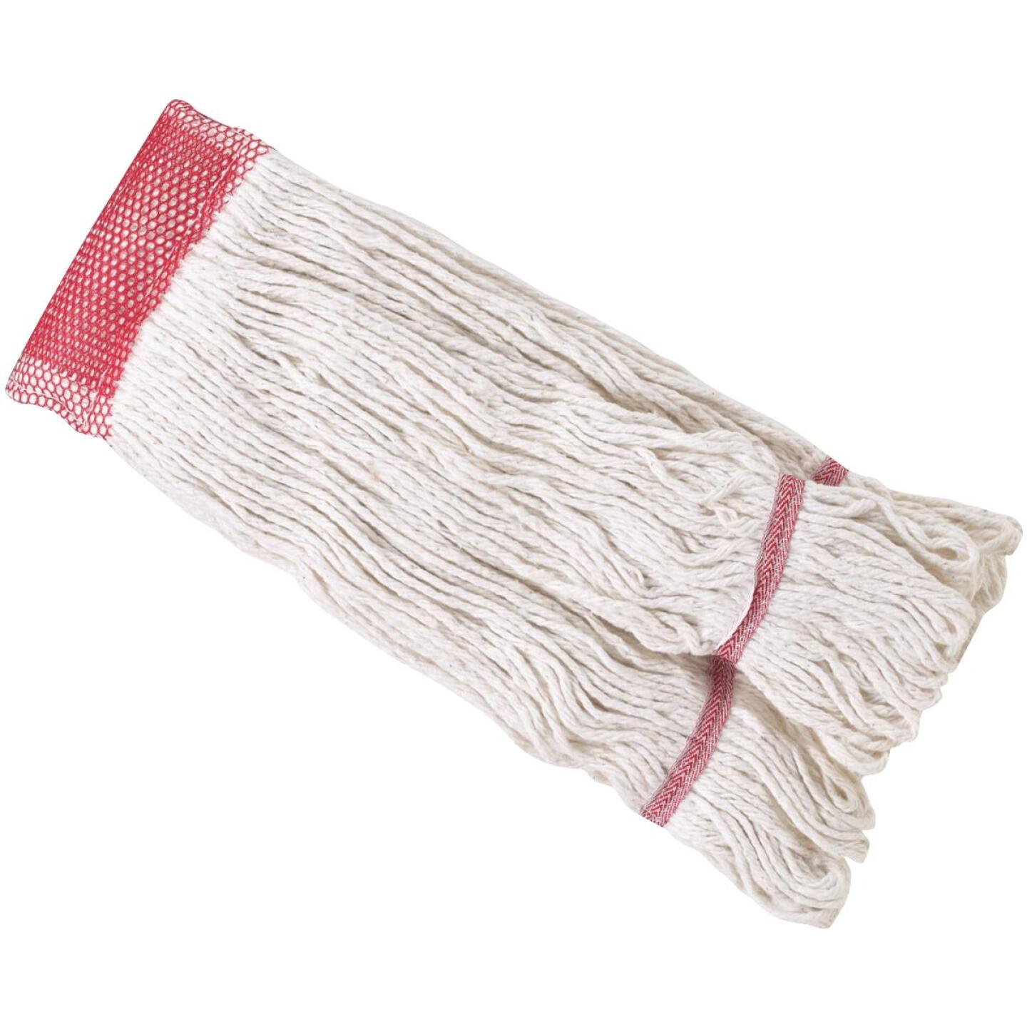 Nexstep Commercial 24 Oz. Cotton Mop Head Image 1