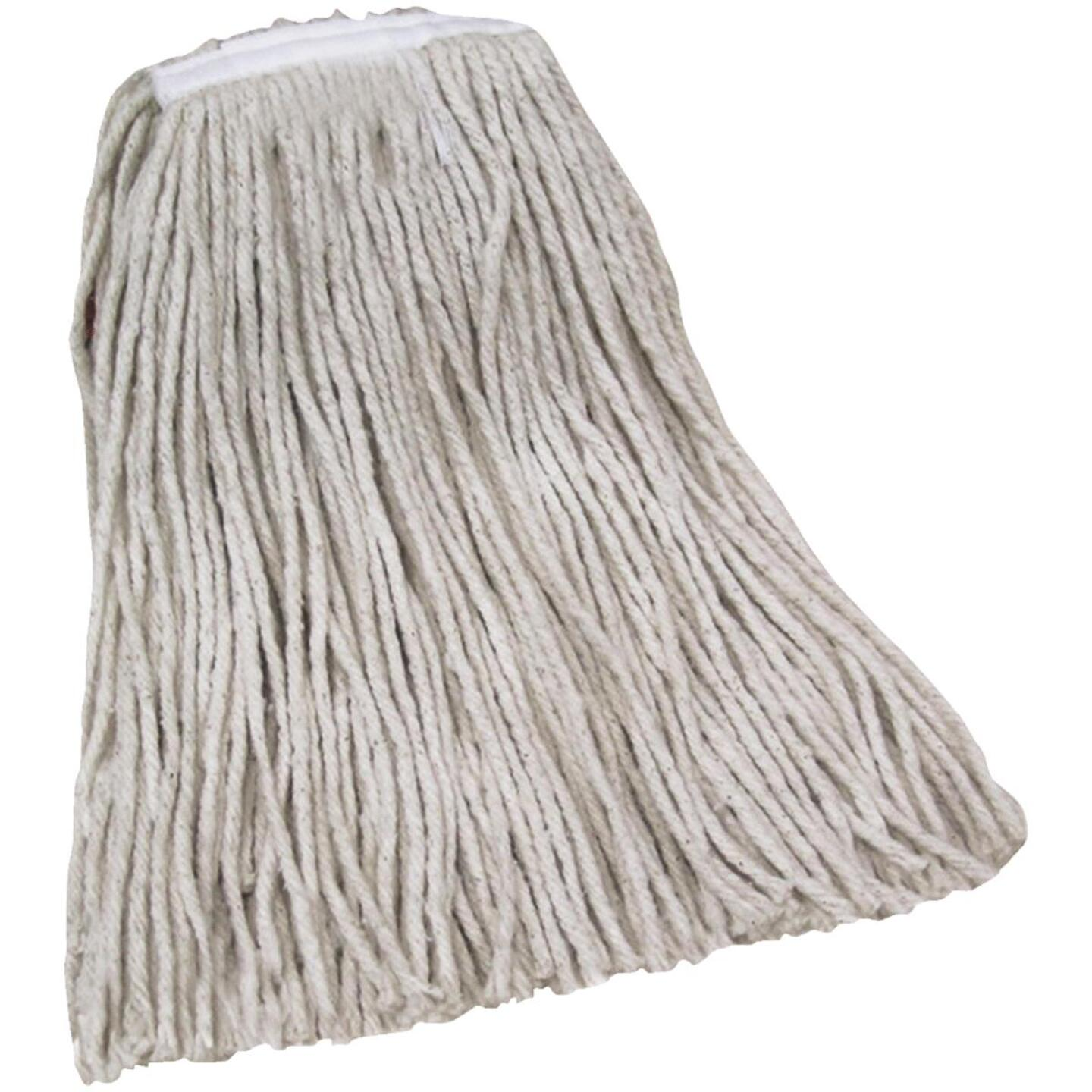 Nexstep Commercial 32 Oz. General Purpose MaxiCotton Mop Head Image 1