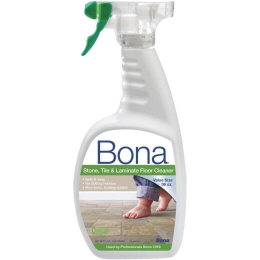 Bona 36 Oz. Stone, Tile, & Laminate Floor Cleaner