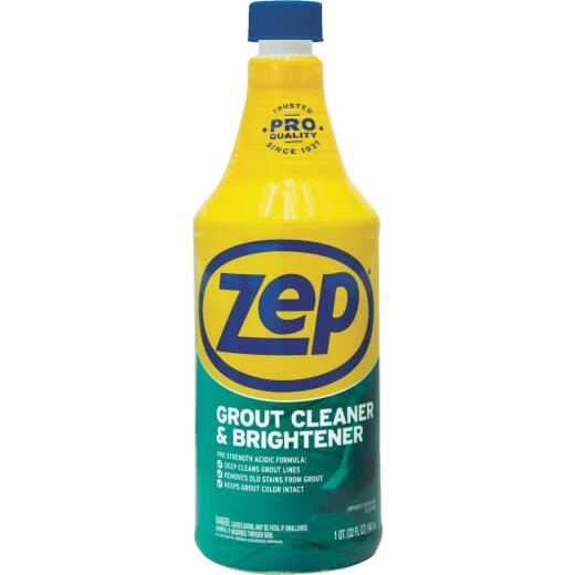 Zep 32 Oz. Commercial Floor Grout Cleaner & Whitener