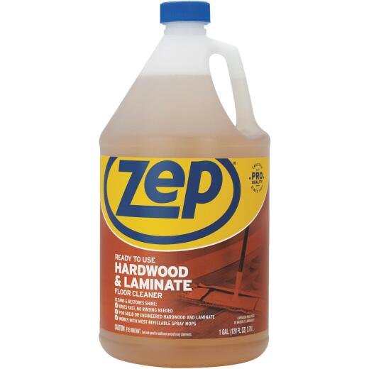 Zep Commercial 1 Gal. Hardwood & Laminate Floor Cleaner