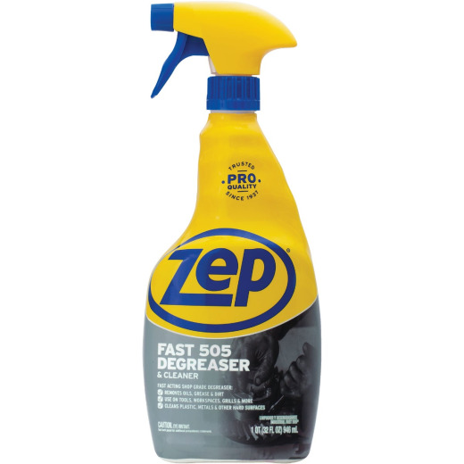 Zep Commercial 32 Oz. Fast 505 Liquid Cleaner & Degreaser