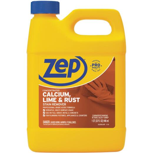 Zep 32 Oz. Calcium, Lime, And Rust Remover