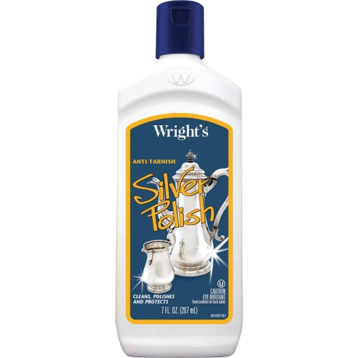 Wright's 7 Oz. Anti-Tarnish Silver Polish