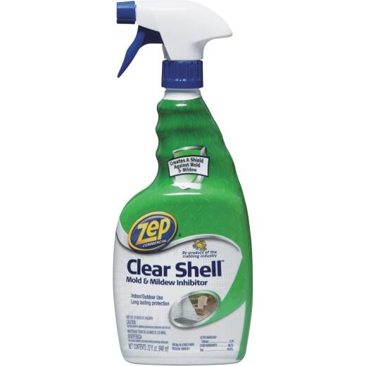 Zep Commercial Clear Shell 32 Oz. Mold & Mildew Inhibitor