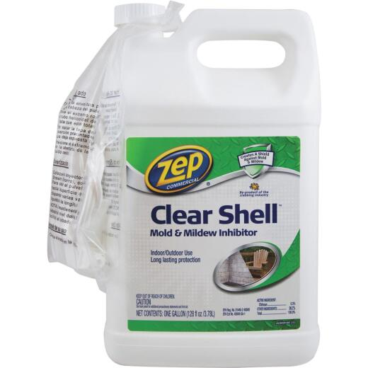 Zep Clear Shell 1 Gal. Mold and Mildew Inhibitor