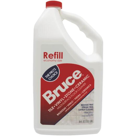 Bruce 64 Oz. Citrus Multi-Surface Floor Cleaner Refill