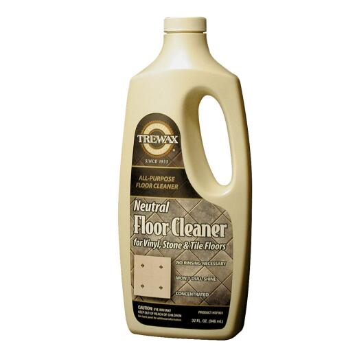 Trewax 32 Oz. Neutral Floor Cleaner