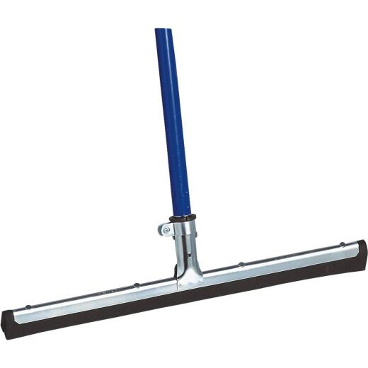 Ettore 18 In. Straight Rubber Floor Squeegee