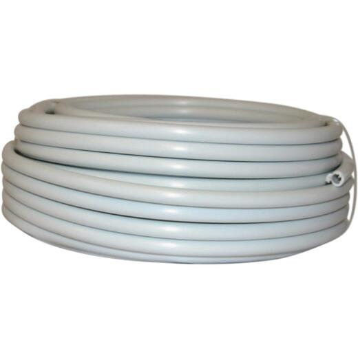 Raindrip 1/4 In. X 50 Ft. White Poly Primary Drip Tubing