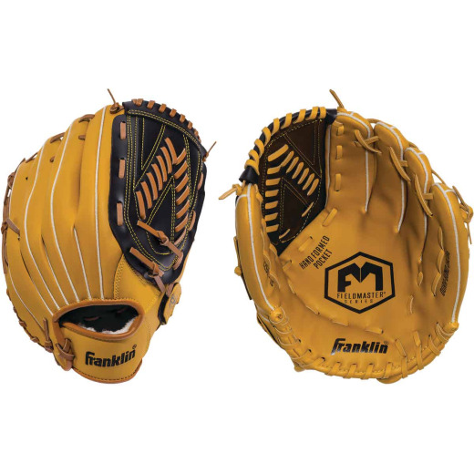Franklin Field Master Series 13 In. Adult Right-Handed Thrower Baseball/Softball Glove