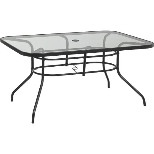 Outdoor Expressions Galveston Rectangular Table
