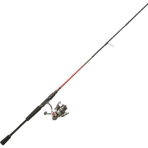 Quantum Optix 7 Ft. Graphite Fishing Rod & Spinning Reel